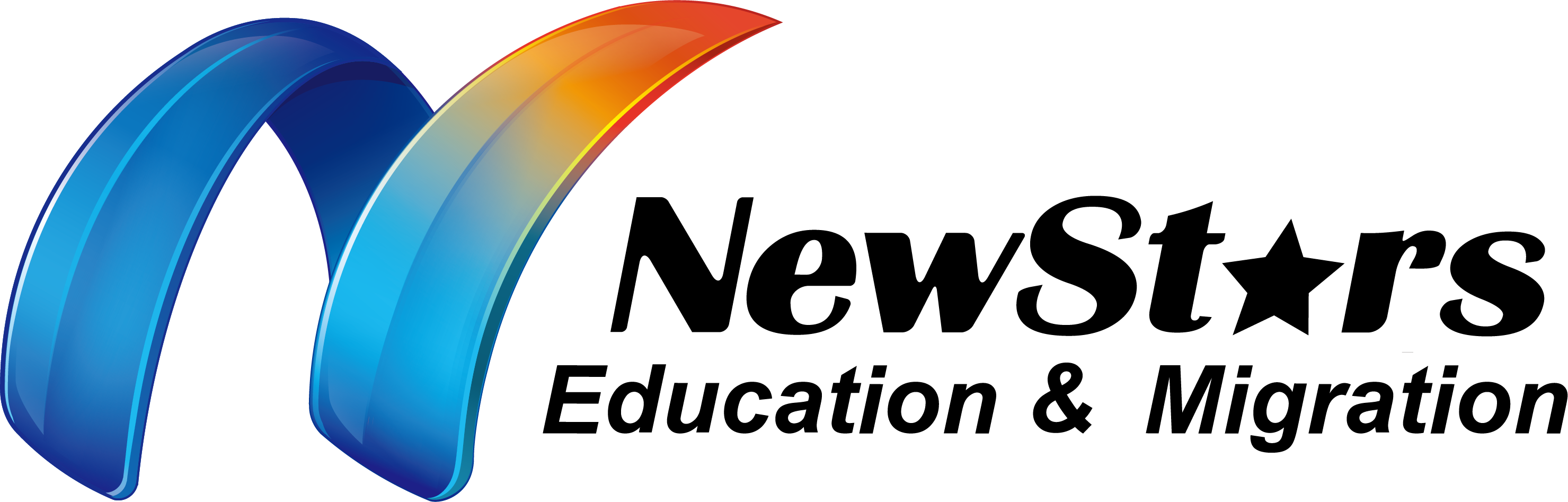 NewStars logo without background